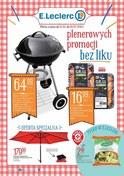 Gazetka promocyjna E.Leclerc - Plenerowych promocji bez liku  - ważna do 06-05-2018