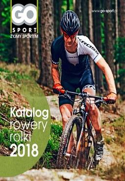 Gazetka promocyjna GO Sport, ważna od 01.04.2018 do 30.09.2018.