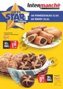 Gazetka promocyjna Intermarche Super - Super star tygodnia - ważna do 25-04-2018