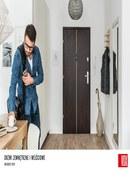 Gazetka promocyjna Drzwi i Podłogi VOX - Drzwi zewnętrzne i wejściowe