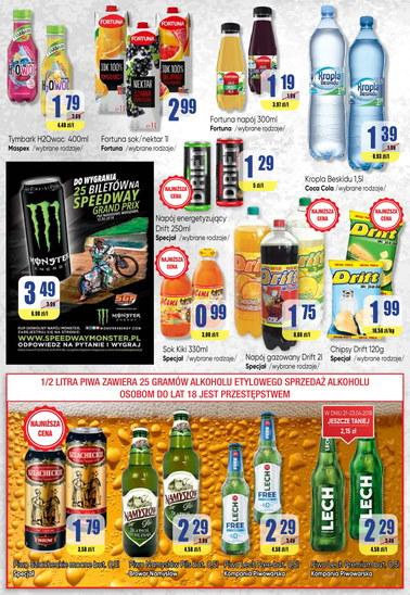 Gazetka promocyjna Api Market, ważna od 19.04.2018 do 25.04.2018.