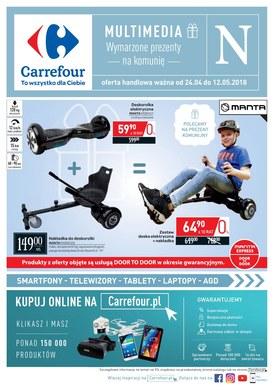 Gazetka promocyjna Carrefour - Wymarzone prezenty na komunię
