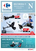 Gazetka promocyjna Carrefour - Wymarzone prezenty na komunię  - ważna do 12-05-2018