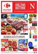 Gazetka promocyjna Carrefour Market - Grillowe historie  - ważna do 06-05-2018