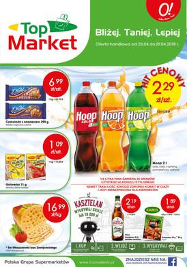 Gazetka promocyjna Top Market - Oferta handlowa