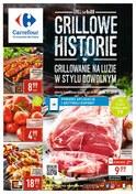 Gazetka promocyjna Carrefour - Grillowe historie - ważna do 06-05-2018