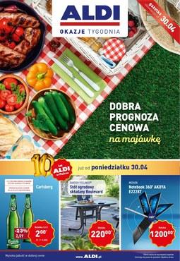 Gazetka promocyjna Aldi, ważna od 30.04.2018 do 06.05.2018.