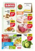 Gazetka promocyjna Sano - Grill menu  - ważna do 30-04-2018