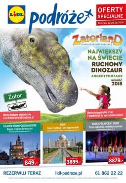 Gazetka promocyjna Lidl, ważna od 23.04.2018 do 20.05.2018.