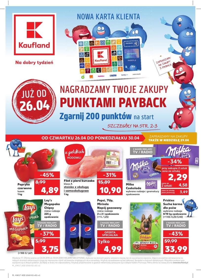 Kaufland: 2 gazetki