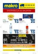 Gazetka promocyjna Makro Cash&Carry - Dystrybucja do sklepów  - ważna do 07-05-2018