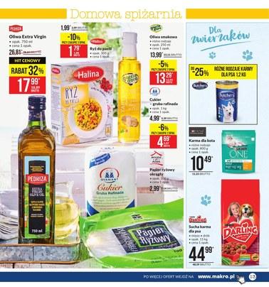 Gazetka promocyjna Makro Cash&Carry, ważna od 24.04.2018 do 07.05.2018.