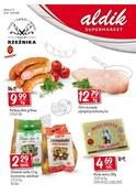 Gazetka promocyjna Aldik - Kącik rzeźnika - ważna do 02-05-2018