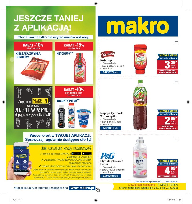 Makro Cash&Carry: 10 gazetki