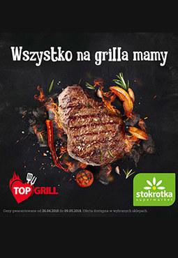 Gazetka promocyjna Stokrotka, ważna od 26.04.2018 do 09.05.2018.