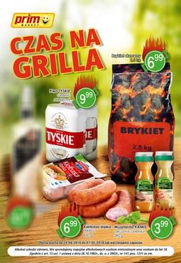 Gazetka promocyjna Prim Market, ważna od 24.04.2018 do 07.05.2018.