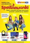 Gazetka promocyjna RTV EURO AGD - Spodziewanki - ważna do 31-05-2018