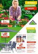 Gazetka promocyjna Leroy Merlin - Wygraj ogrodowe zakupy - ważna do 08-05-2018