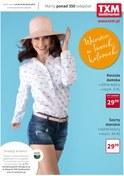 Gazetka promocyjna Textil Market - Wiosna w Twoich kolorach - ważna do 08-05-2018