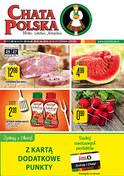Gazetka promocyjna Chata Polska - Blisko. Lokalnie. Normalnie - ważna do 02-05-2018