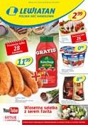 Gazetka promocyjna Lewiatan - Oferta handlowa - Żory - ważna do 02-05-2018