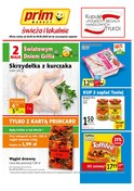 Gazetka promocyjna Prim Market - Świeżo i lokalnie  - ważna do 09-05-2018