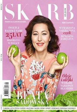 Gazetka promocyjna Rossmann, ważna od 01.05.2018 do 31.05.2018.