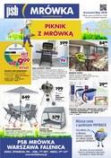 Gazetka promocyjna PSB Mrówka - Piknik z mrówką - ważna do 13-05-2018