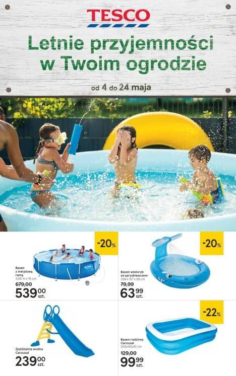 Gazetka: Letnie przyjemności w Twoim ogrodzie - strona 1