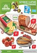 Gazetka promocyjna Stokrotka - Szybkie i łatwe gotowanie  - ważna do 09-05-2018