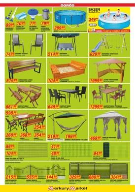 Gazetka promocyjna Merkury Market - Oferta dla domu i ogrodu