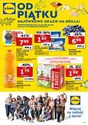 Gazetka promocyjna Lidl - Majówkowe okazje na grilla - ważna do 06-05-2018