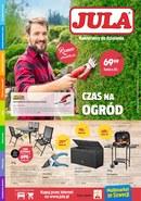 Gazetka promocyjna Jula - Czas na ogród