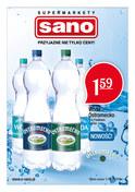 Gazetka promocyjna Sano - Przyjazne nie tylko ceny - ważna do 30-05-2018