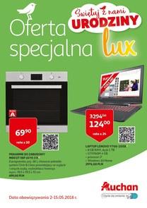 Gazetka promocyjna Auchan, ważna od 02.05.2018 do 15.05.2018.