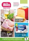 Gazetka promocyjna MILA - Zakupy aż miło - ważna do 08-05-2018