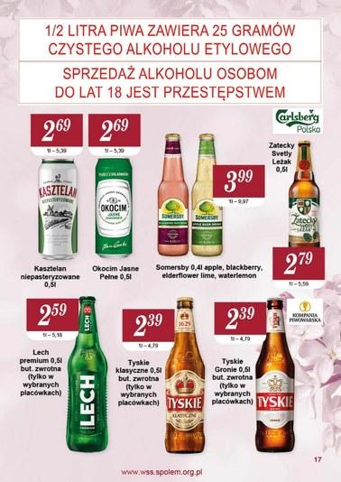 Gazetka promocyjna PSS Warszawa Śródmieście, ważna od 01.05.2018 do 31.05.2018.