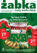 Gazetka promocyjna Żabka - Zgrupuj kadrę na mistrzostwa  - ważna do 15-05-2018