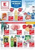 Gazetka promocyjna Kaufland - Promocja w środę  - ważna do 12-05-2018
