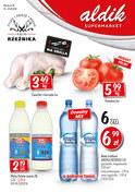 Gazetka promocyjna Aldik - Kącik rzeźnika - ważna do 09-05-2018