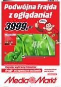 Gazetka promocyjna Media Markt - Podwójna frajda z oglądania - ważna do 12-05-2018