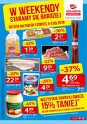 Gazetka promocyjna Selgros Cash&Carry - W weekendy staramy się bardziej - ważna do 05-05-2018