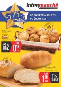 Gazetka promocyjna Intermarche Super, ważna od 07.05.2018 do 09.05.2018.