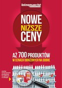 Gazetka promocyjna Intermarche Super - Nowe niższe ceny - ważna do 16-05-2018