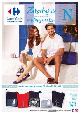 Gazetka promocyjna Carrefour - Zakochaj się w letniej modzie