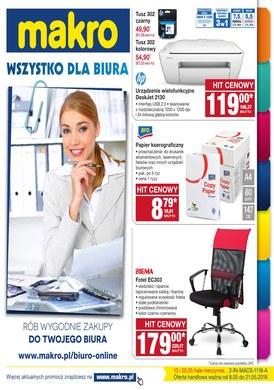 Gazetka promocyjna Makro Cash&Carry - Wszystko dla biura