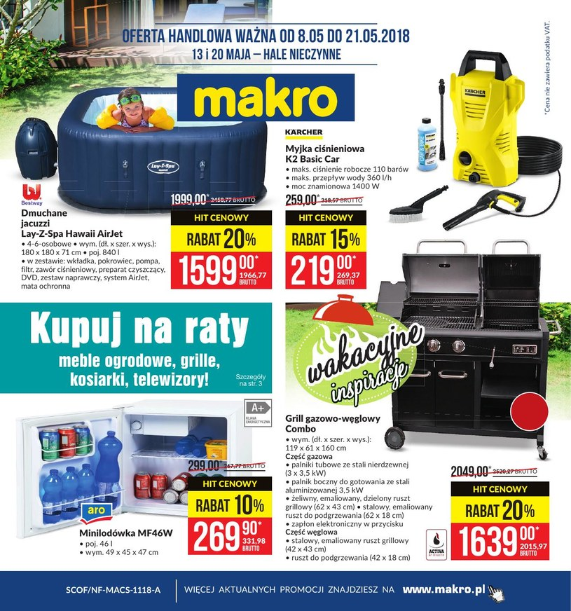 Makro Cash&Carry: 8 gazetki