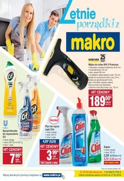 Gazetka promocyjna Makro Cash&Carry, ważna od 08.05.2018 do 21.05.2018.