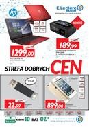 Gazetka promocyjna E.Leclerc - Strefa dobrych cen