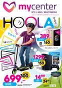 Gazetka promocyjna MyCenter - HOOLAJ - ważna do 23-05-2018